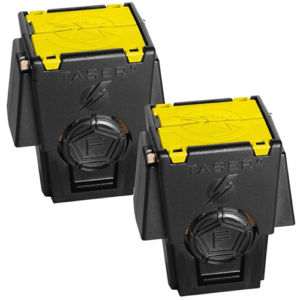 double pack of taser cartridges for x26p and m26c