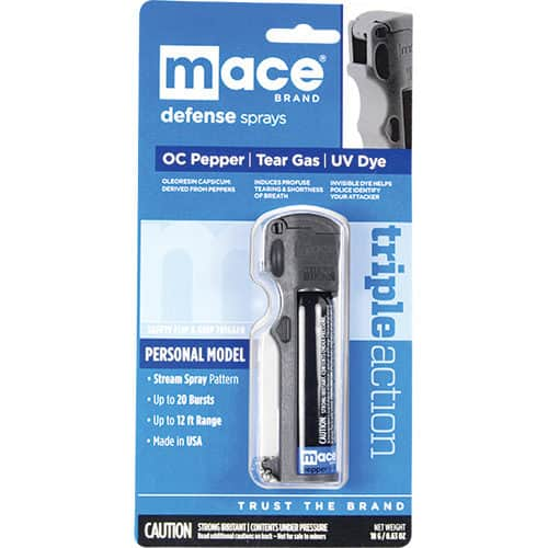 package of one blue mace pepper spray