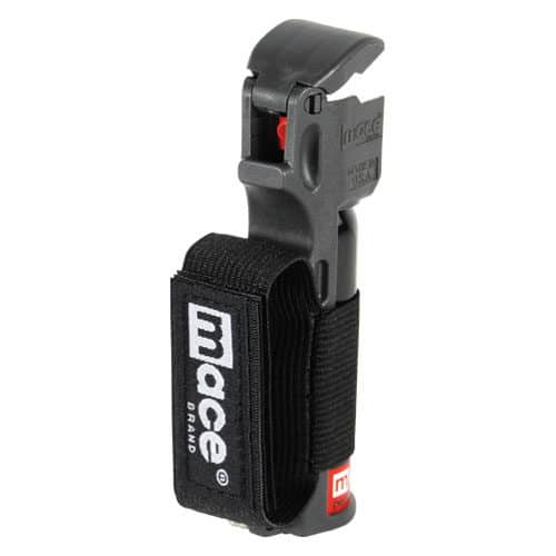 can of fogger pepper spray with actuator open