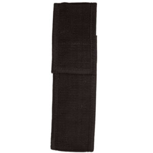 9 ox bear spray nylon holster shown belt loop view