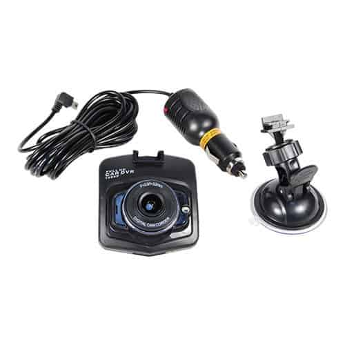 HP dash cam with dvr built in kit