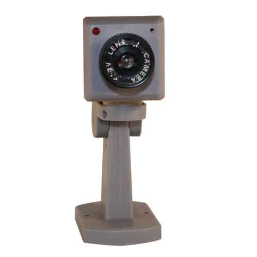 dummy cam for indoors with motion detection front view