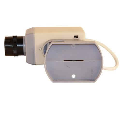 dummy cam for indoors with motion detection