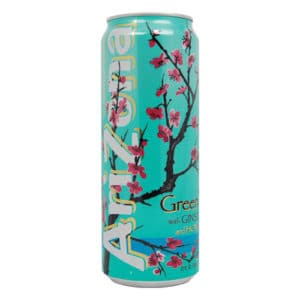 diversion safe Arizona tea
