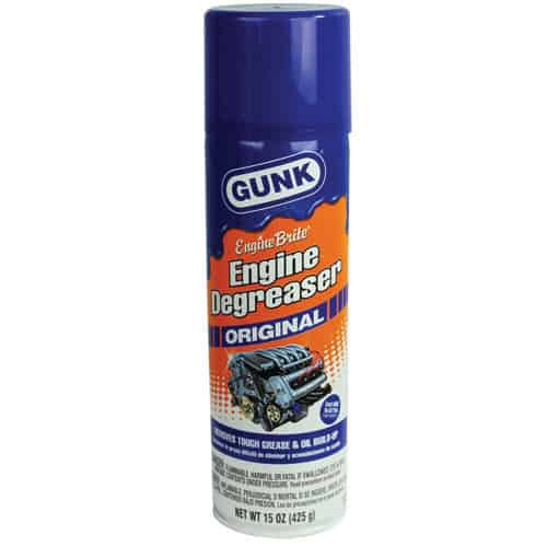 standing can of engine degreaser diversion safe