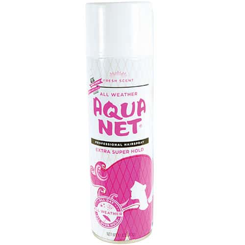 can of hairspray diversion safe