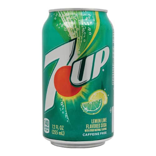 can of 7up diversion safe standing front view