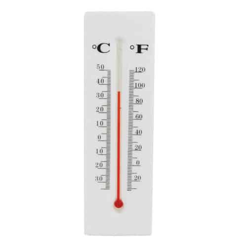 front view thermometer diversion safe
