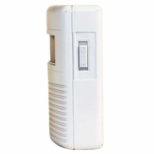 right side view mini infrared alarm