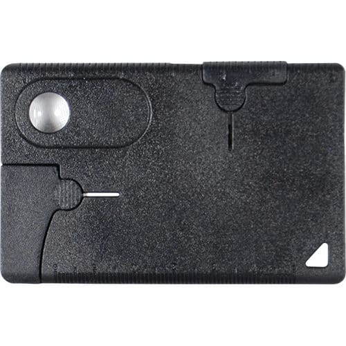 rear view combination tool card multi function