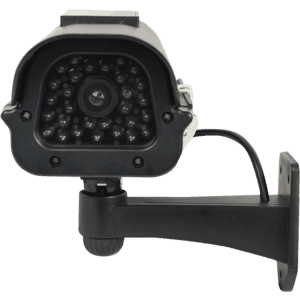 fake dummy cam with flashing led light